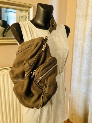 Alexander Wang Satchel khaki leather