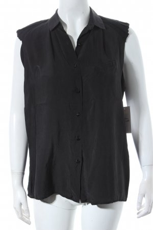 Alexander Wang Sleeveless Blouse black street-fashion look