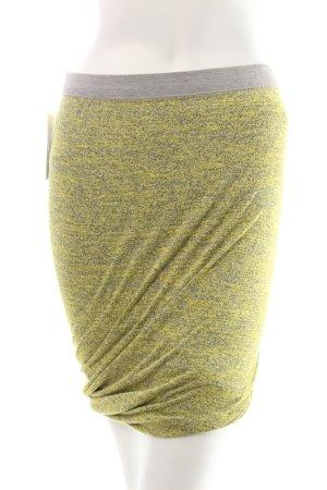 Alexander Wang Ballonrock wiesengrün-hellgrau meliert sportlicher Stil