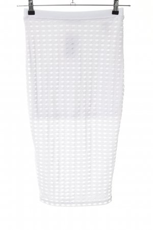 Alexander Wang Pencil Skirt white elegant