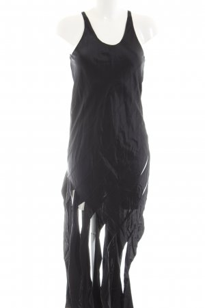 Alexander Wang Cut-Out-Kleid schwarz extravaganter Stil