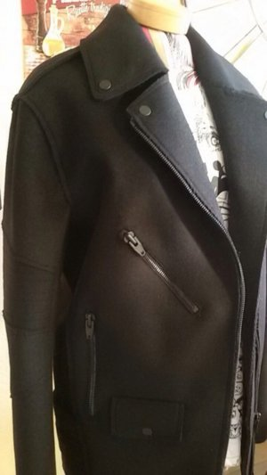 Alexander Wang for H&M Biker Jacke 34 XS/S