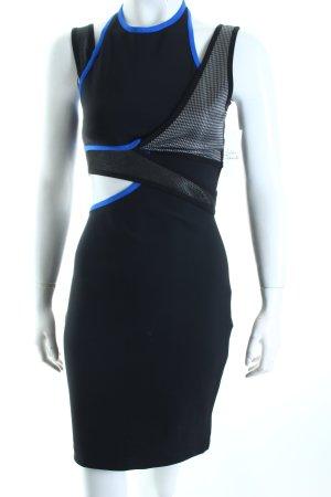 Alexander Wang for H&M Cut-Out-Kleid mehrfarbig extravaganter Stil