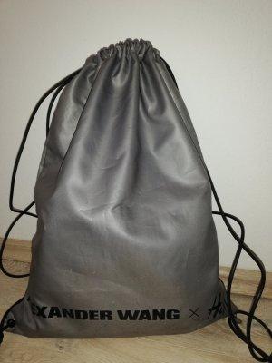 Alexander Wang for H&M Gymbag glänzend-grau