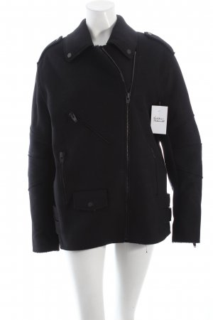 Alexander Wang for H&M Winterjacke schwarz Military-Look