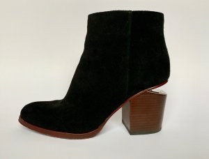 Alexander Wang Booties black