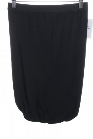 Alexander Wang Flared Skirt black elegant