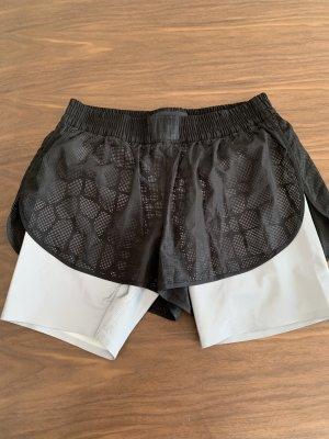 Alexander Wang for H&M Pantalone da ginnastica nero-grigio chiaro