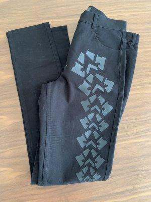 Alexander Wang for H&M Slim jeans zwart