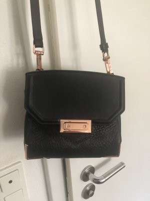 Alexander Wang Crossbody bag black-rose-gold-coloured