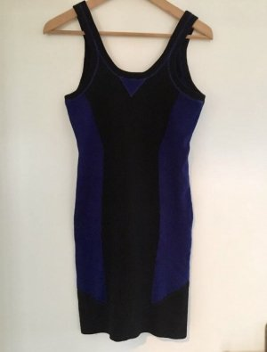 Alexander Wang Stretch Dress black-blue