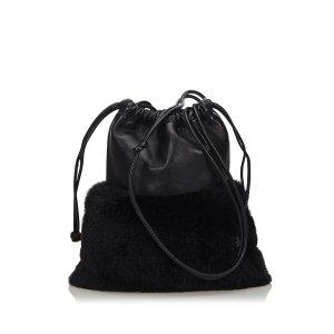 Alexander Wang Crossbody bag black leather