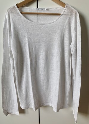 Alexander Wang Long Shirt white