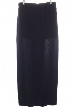 Alexander Wang Maxi Skirt dark blue street-fashion look