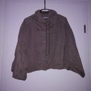 Alexander Wang Poncho green grey