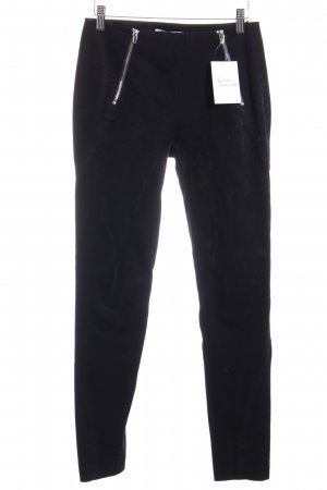Alexander Wang Riding Trousers black-dark blue country style