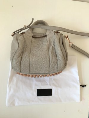 Alexander Wang Crossbody bag light grey-rose-gold-coloured