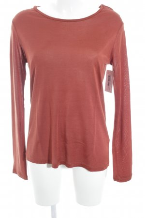 Alexander Wang Crewneck Sweater russet simple style