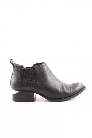 "Alexander Wang Slip-on Booties ""Kori"" black"