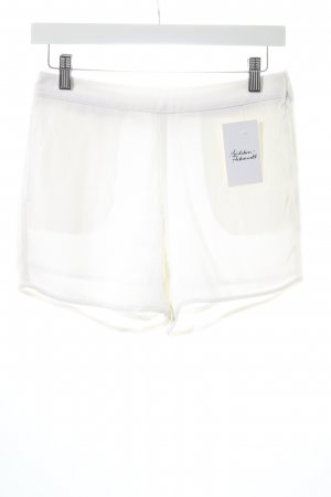 Alexander Wang Shorts white classic style