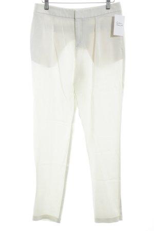 Alexander Wang Pantalone jersey crema elegante