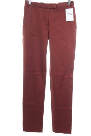 Alexander Wang Pantalon en jersey rouge carmin style décontracté
