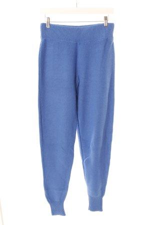 Alexander Wang Stoffen broek neon blauw