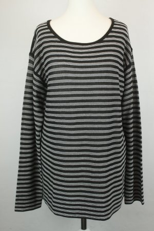 Alexander Wang Long Sweater black-white