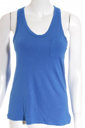 Alexander Wang Tank Top blue simple style