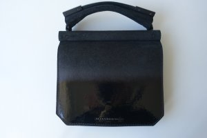 Alexander Wang Carry Bag black leather