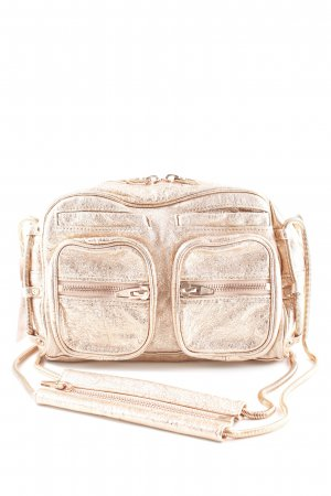 Alexander Wang Crossbody bag gold-colored-gold orange