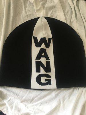 Alexander Wang for H&M Sombrero de tela blanco-negro