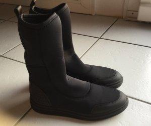 Alexander Wang x H&M Neoprene Scuba Hi-Tops Boots Shoes US 5,5 EU 36