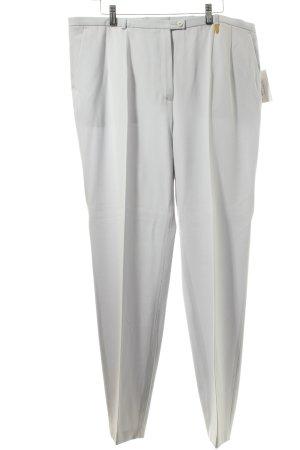 Alexander Pantalone di lana blu pallido stile casual