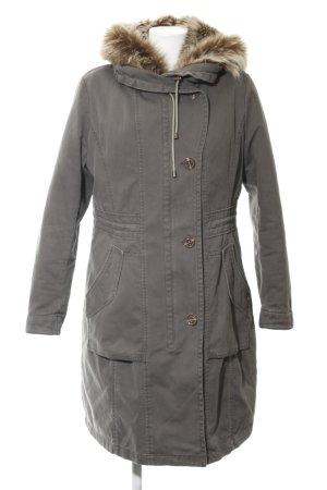 Alexandra Winter Coat khaki casual look