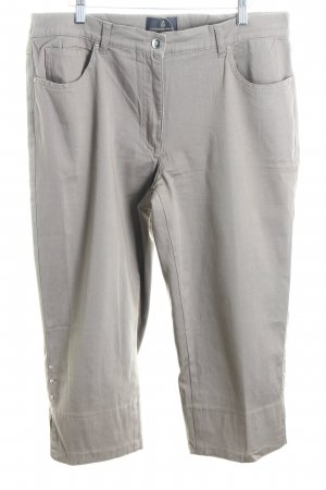 Alfredo Pauly 3/4 Length Trousers light brown casual look