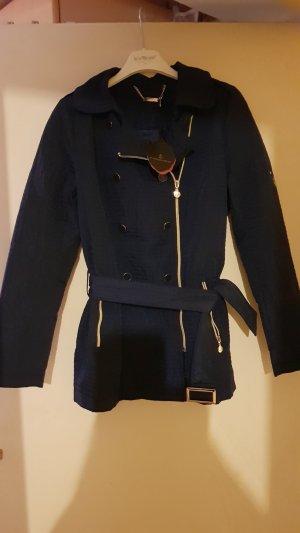Alfredo Pauly Between-Seasons Jacket dark blue