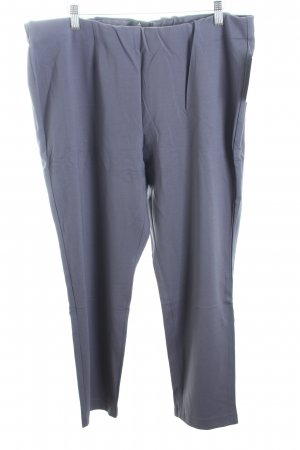 Alfredo Pauly Stretch Trousers grey casual look
