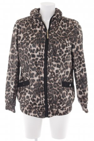 Alfredo Pauly Between-Seasons Jacket animal pattern casual look