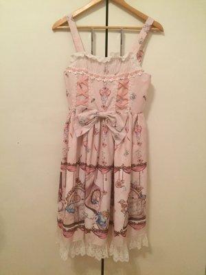 Babydoll Dress pink