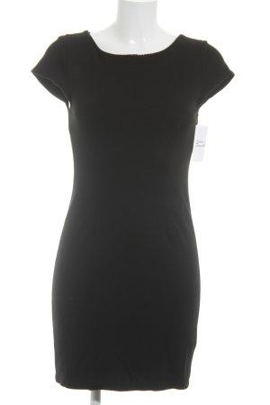 Alice + Olivia Abendkleid schwarz Elegant