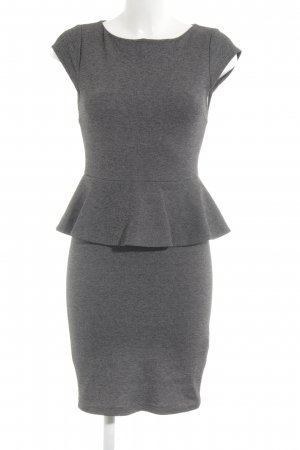 Alice + Olivia Sheath Dress grey elegant