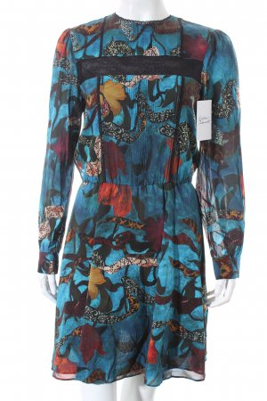 Alice + Olivia Kleid florales Muster extravaganter Stil