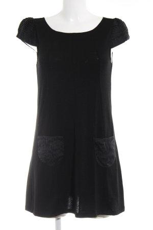 Alice + Olivia Minikleid schwarz Elegant