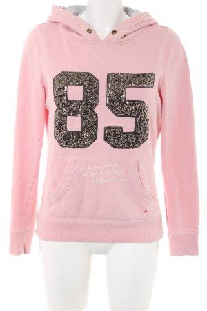 Alife & Kickin Hooded Sweater printed lettering casual look