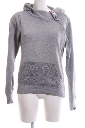 Alife & Kickin Giacca fitness grigio chiaro-nero Stampa leopardata stile casual