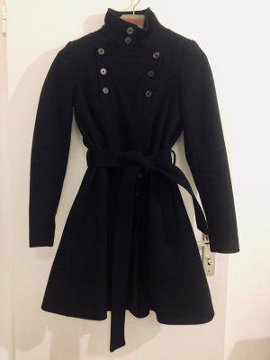 All Saints Aspa Coat, Gr. S, Wolle, neuwertig