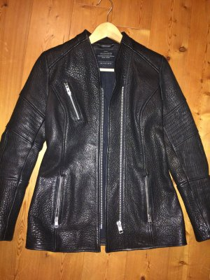 All Saints Bikerlederjacke / Gr.34