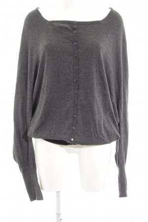 All Saints Cardigan light grey casual look