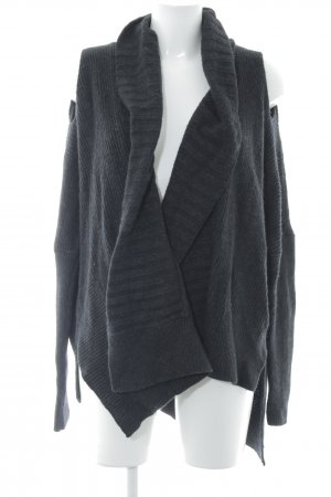All Saints Cardigan zwart casual uitstraling